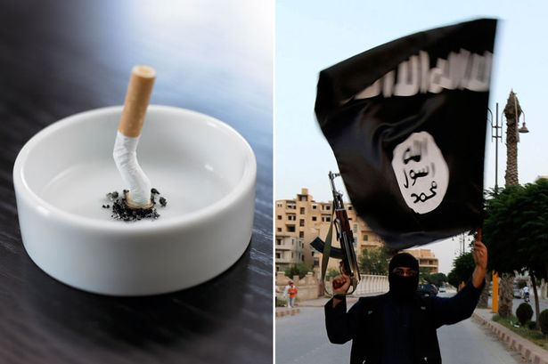 ISIS: Tobacco giant blames fall in cigarette sales on militant group