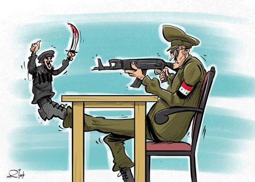 Raqqa, a lesson in making terror