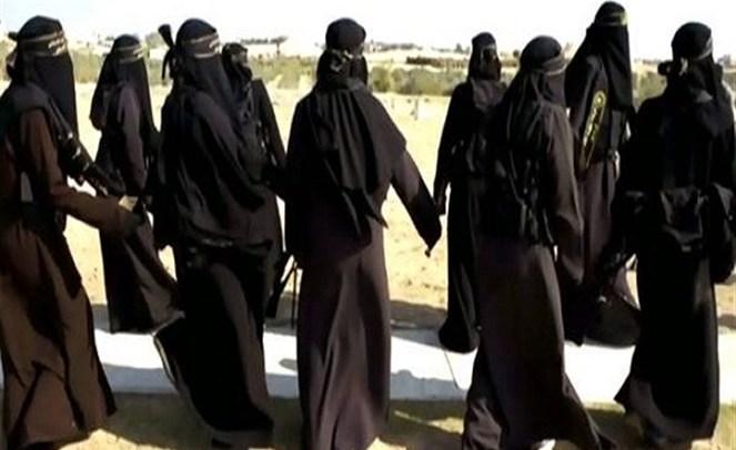 بعد الخنساء . . كتيبة انتحارية جديدة من النساء