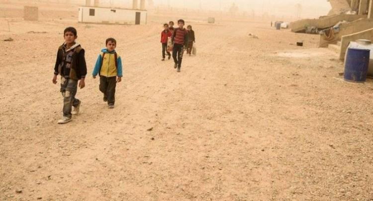 سورية: تحذيرات من شح المواد الغذائية في الرقة