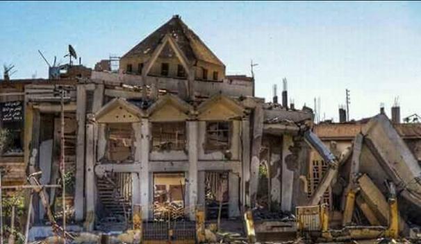 كنائس الرقة في سوريا بلا أعياد هذا العام