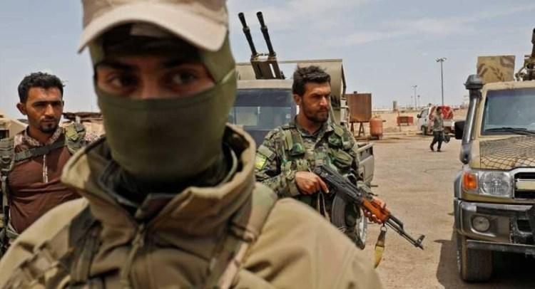 """تقرير حقوقي: """"قسد"""" تتبع تكتيك النظام السوري في الاعتقال"""