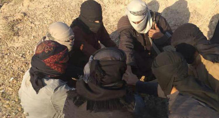 تنظيم داعش ينشر صور مبايعة عناصره لـ خليفة البغدادي.. أبرز الرسائل