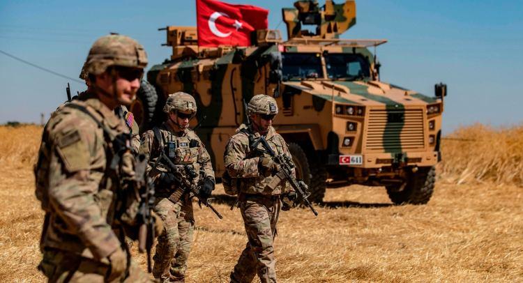 """قتلى لقسد بقصف جوي تركي وسط تقدم """"الجيش الوطني"""" شمال الرقة"""