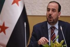 نصر الحريري: سنتوجه إلى روسيا للتفاوض مع صاحب القرار في الشأن السوري
