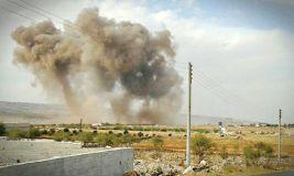 """طيران التحالف يقصف مواقع لـ """"داعش"""" في دير الزور"""