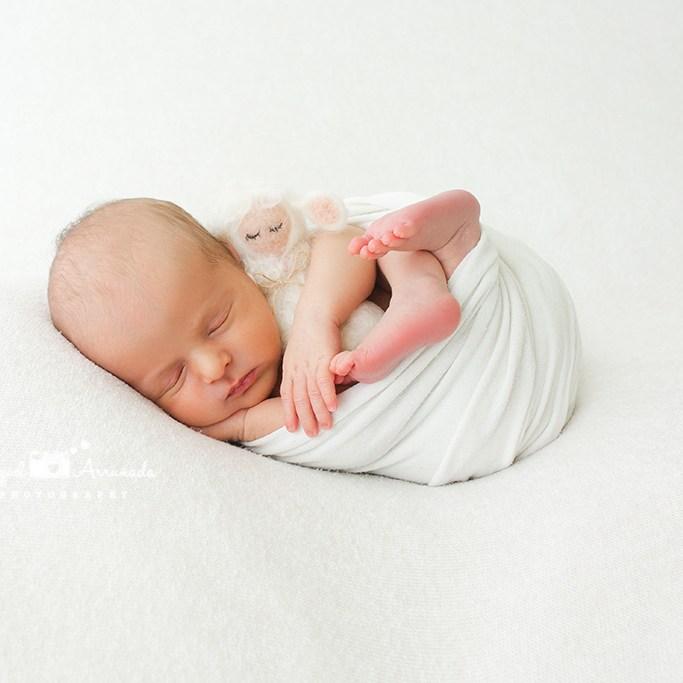 Fotos de Recién Nacido de Mateo
