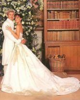 David Beckham e Victoria