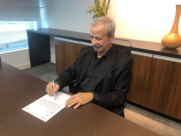 Assinatura Pacto Global - 14.4.2021