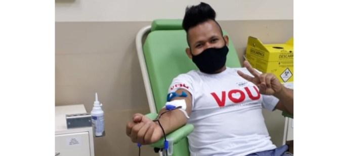 VOU - Doação de Sangue