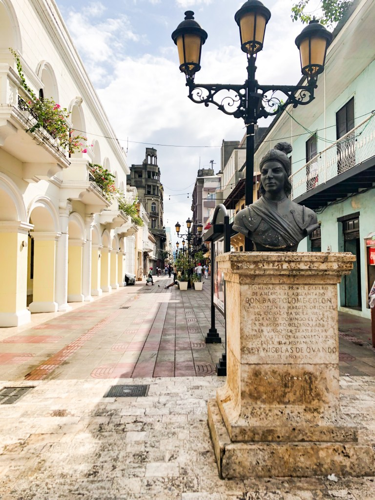 Calle el Conde - Saint Domingue