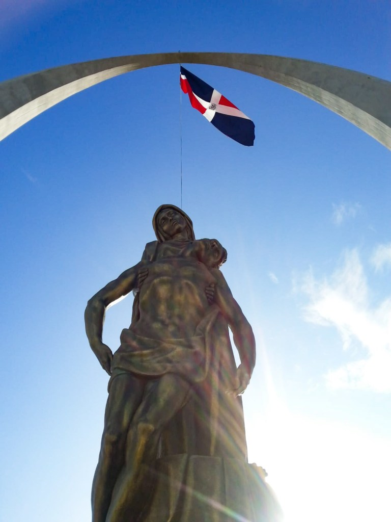 Plaza de la bandera à Saint Domingue