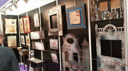 exposicion arte creativa barcelona 2016