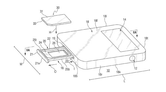 iPhone 6 will receive a magnetic slot for SIM-card