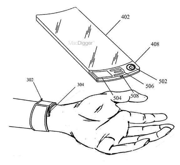 iWatch will have a flexible OLED-display with a diagonal