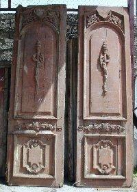 Renaissance Architectural Exterior Doors