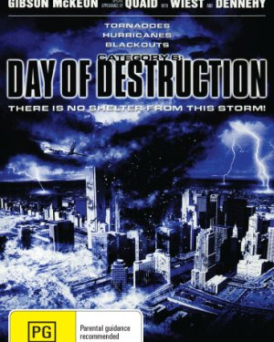 Category 6 : Day of Destruction