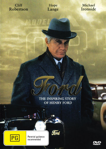 Ford : The Man And The Machine