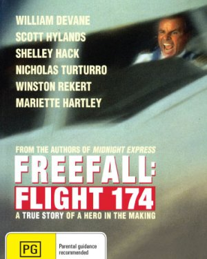 Freefall Flight 174 Rare & Collectible DVDs & Movies