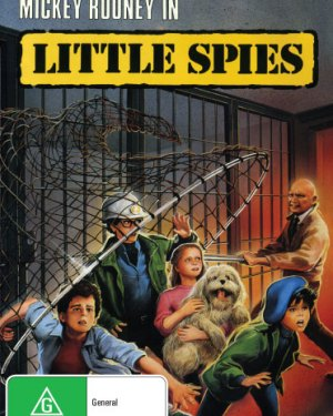 Little Spies Rare & Collectible DVDs & Movies