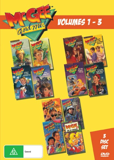 McGee and Me! Complete Series