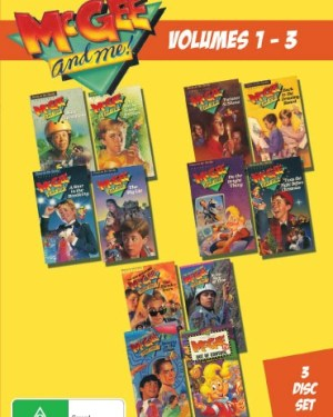 McGee and Me! Complete Series Rare & Collectible DVDs & Movies
