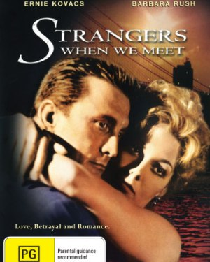 Strangers When We Meet Rare & Collectible DVDs & Movies