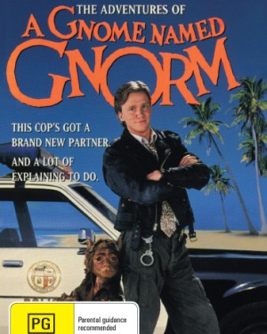 A Gnome Named Gnorm Rare & Collectible DVDs & Movies