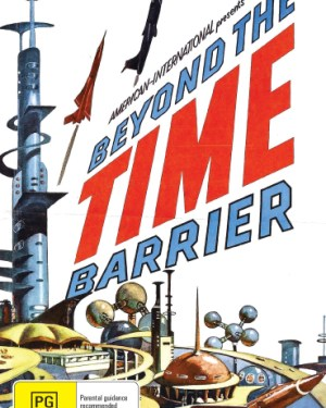 Beyond The Time Barrier Rare & Collectible DVDs & Movies