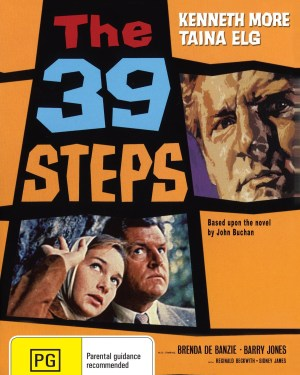 The 39 Steps Rare & Collectible DVDs & Movies