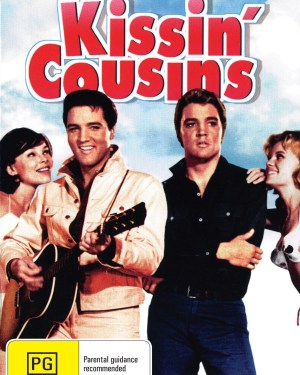 Kissin Cousins Rare & Collectible DVDs & Movies