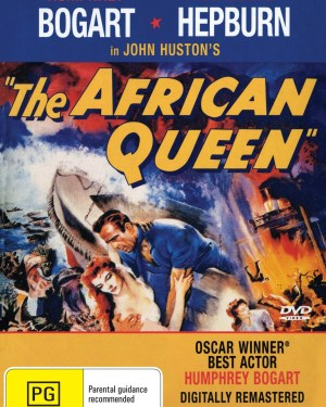 The African Queen Rare & Collectible DVDs & Movies