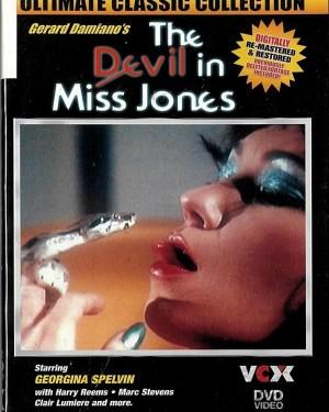 The Devil In Miss Jones Rare & Collectible DVDs & Movies