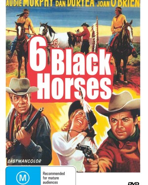 Six Black Horses Rare & Collectible DVDs & Movies