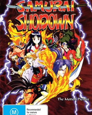 Samurai Shodown : The Motion Picture Rare & Collectible DVDs & Movies