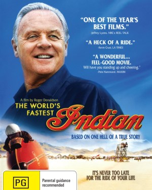 The World's Fastest Indian Rare & Collectible DVDs & Movies