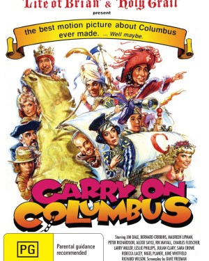 Carry on Columbus Rare & Collectible DVDs & Movies