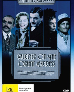 Murder On The Orient Express Rare & Collectible DVDs & Movies