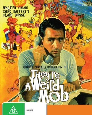 They're a Weird Mob Rare & Collectible DVDs & Movies
