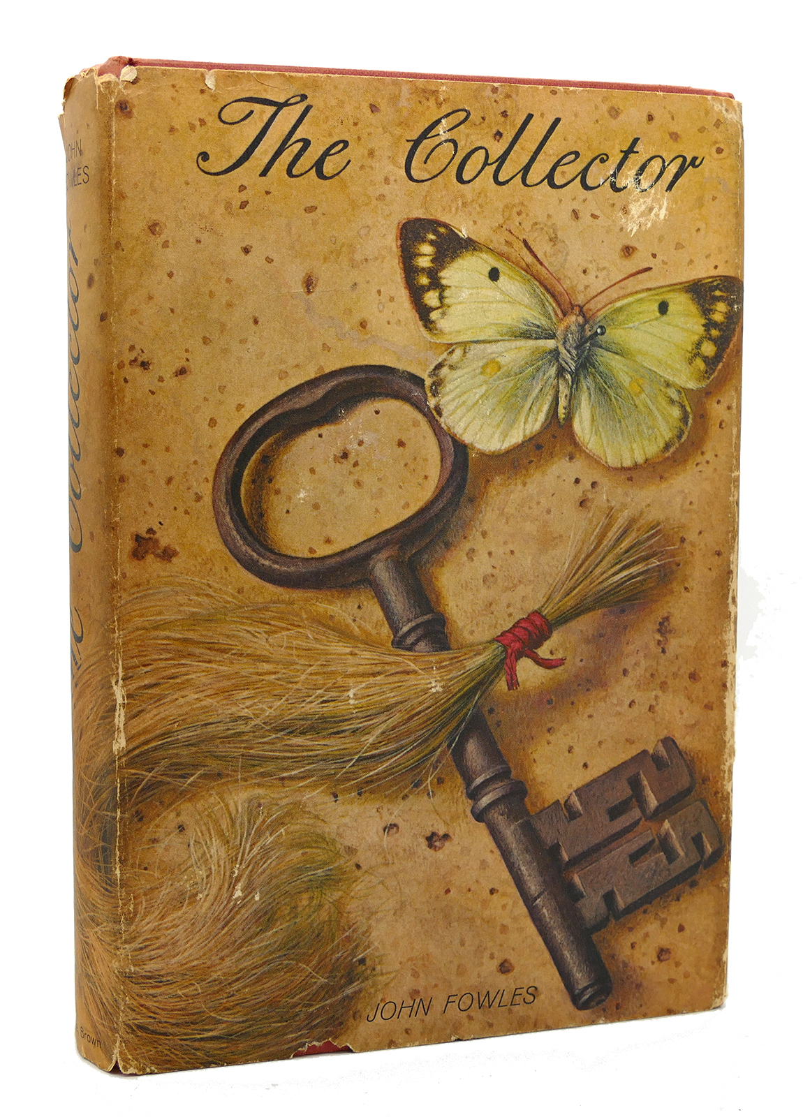THE COLLECTOR   John Fowles   First Edition; Fourth Printing