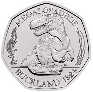 Dinosaur 50p