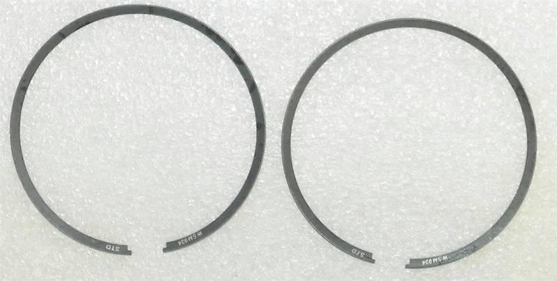 New Piston Rings 0.25Mm Over Polaris 1996-1997 Sl Slt 780