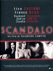 Scandalo 1976  starring Claudia Marsani