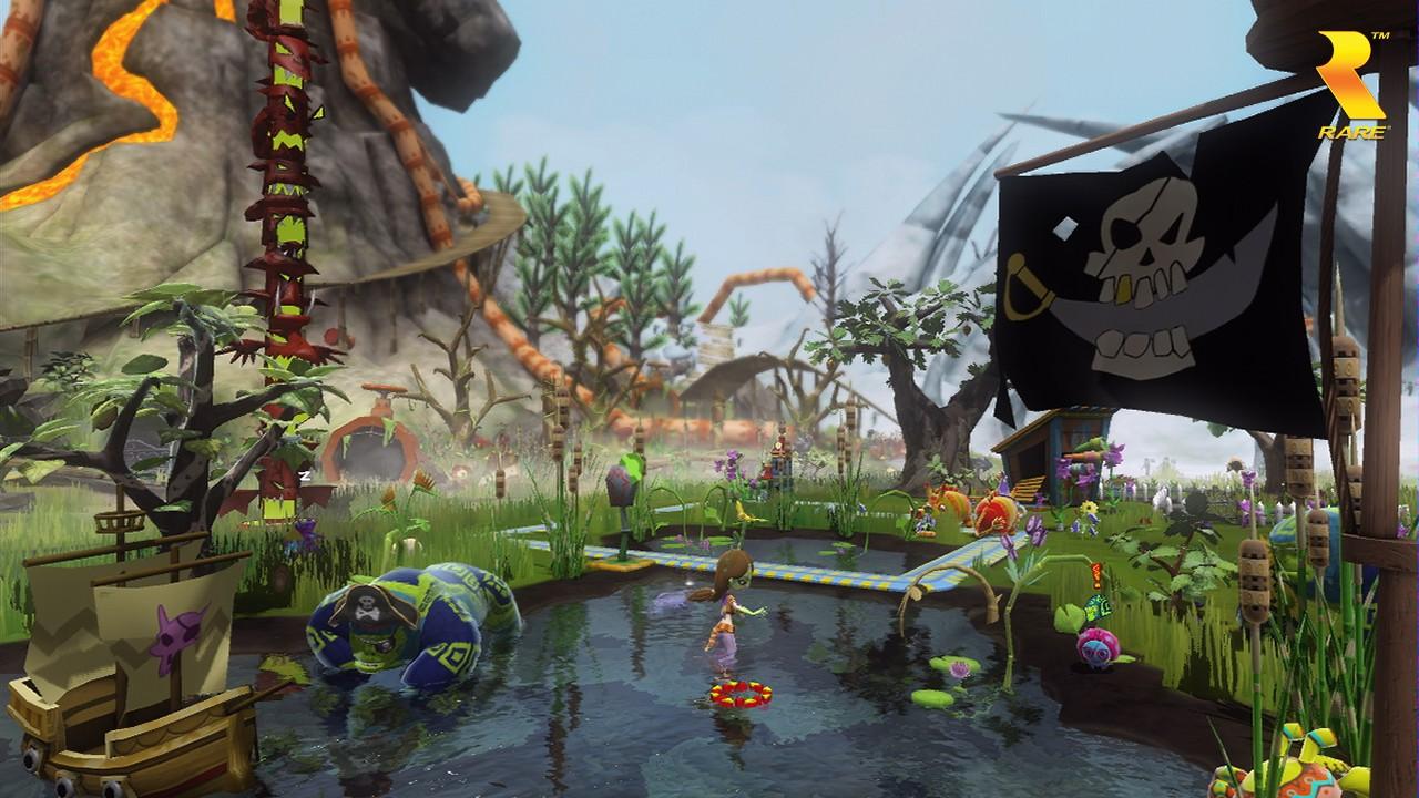Rare Gamer Viva Piñata Trouble In Paradise