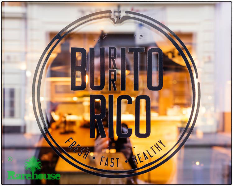 Burrito Rico vermöbelt vom Rarehouse