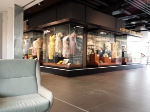 Permanent exhibition at the M&S Company Archive
