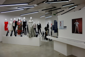 """Women Fashion Power"" at the Design Museum, London"