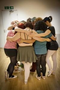 Irreverent Dance Pointe Class