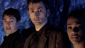 Jack Harkness, The Doctor & Martha Jones (Image via tardis.wikia.com)