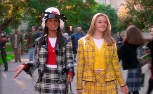 Dionne (Stacey Dash) and Cher (Alicia Silverstone) in 'Clueless.' Photo: Courtesy of Paramount Pictures